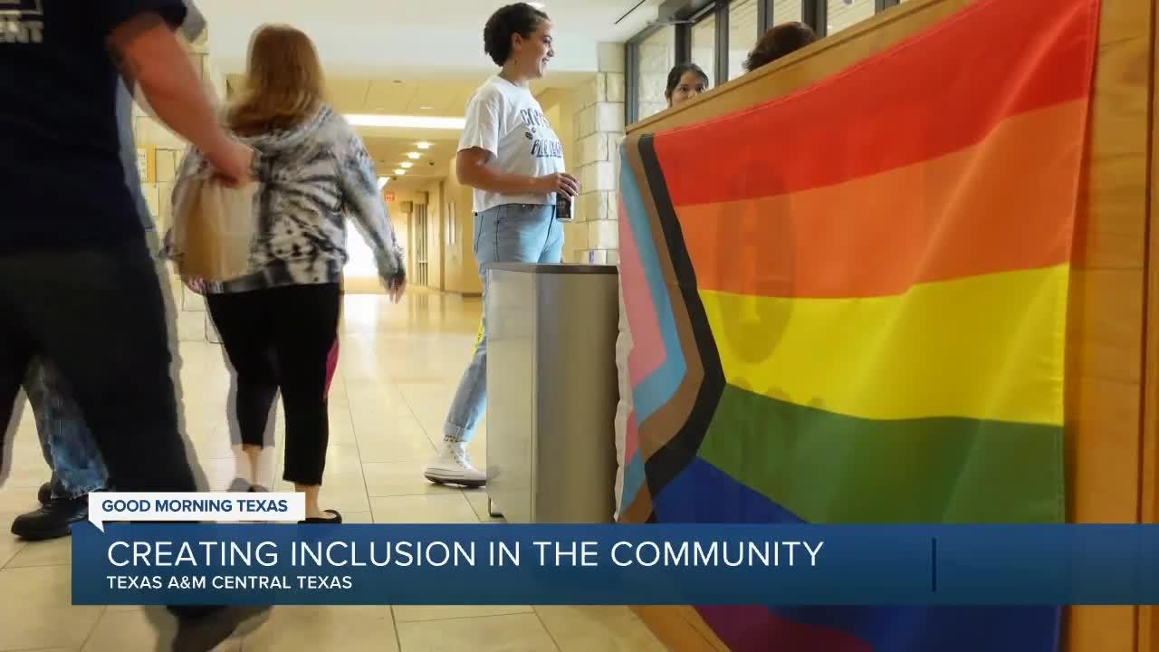 Texas A&M Central Texas sparks a conversation of inclusion throughout the community