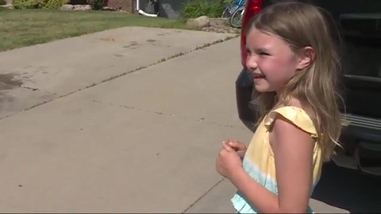 9-year-old girl finds, reports explosive device in her Iowa neighborhood before it detonates