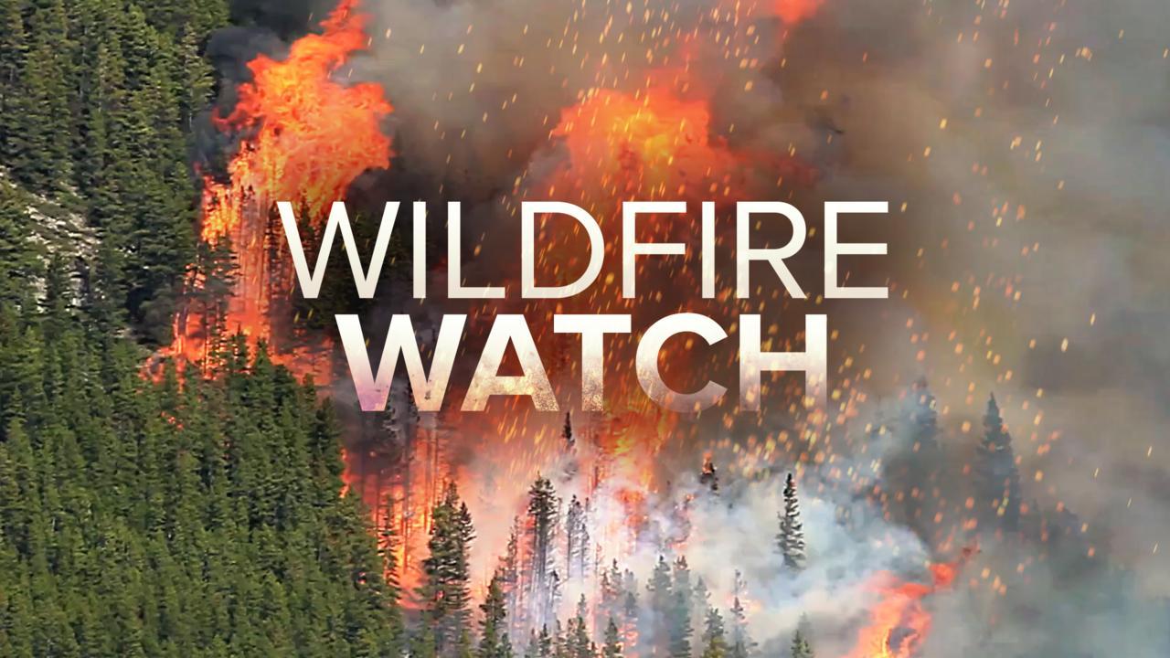 Latest on wildfires burning across Utah