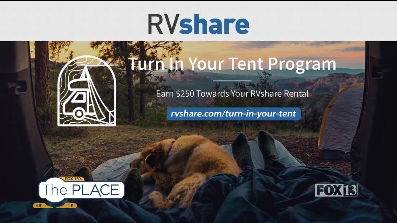 Turn In Your Tent