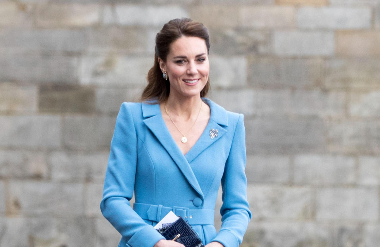Duchess Catherine 'can't wait' to meet the Duke and Duchess of Sussex's new daughter