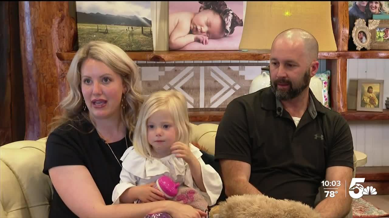 Well wishes and prayers for toddler battling cancer for a second time