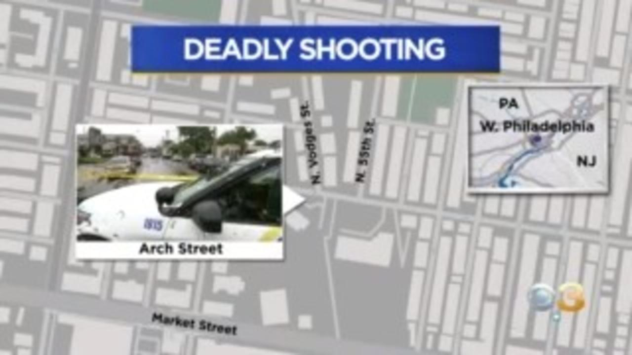 Police Investigating Double Homicide After 17-Year-Old Boy, Man Shot Multiple Times In West Philly