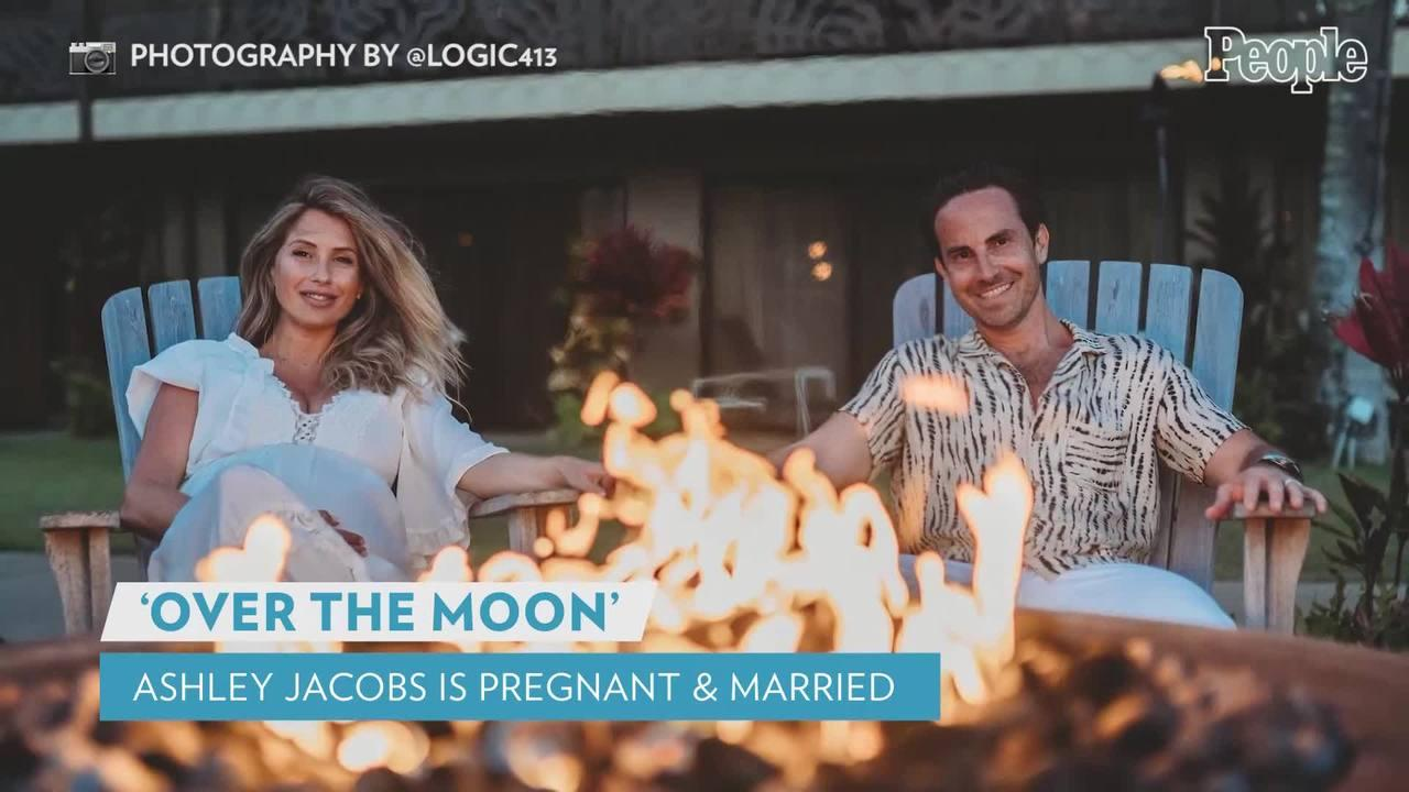Southern Charm's Ashley Jacobs Announces Pregnancy - and Surprise Marriage! 'We Are Over the Moon'