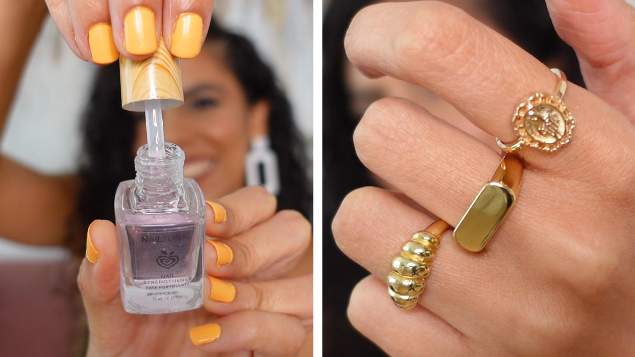 Keep rings from tarnishing with this 1-step hack