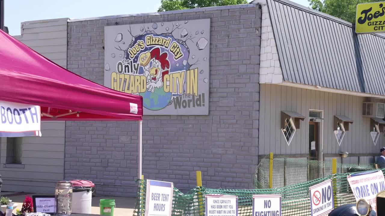 If you've been craving deep-fried chicken gizzards, you're in luck because Gizzard Fest in Potterville is in full swing.