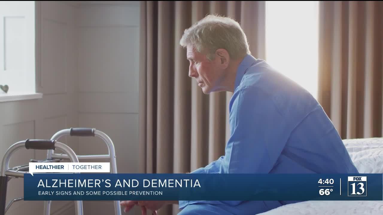 Healthier Together: Alzheimer's & dementia awareness