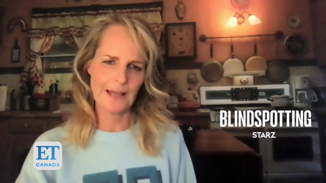 Helen Hunt On Starring In Re-Imagined Series 'Blindspotting'