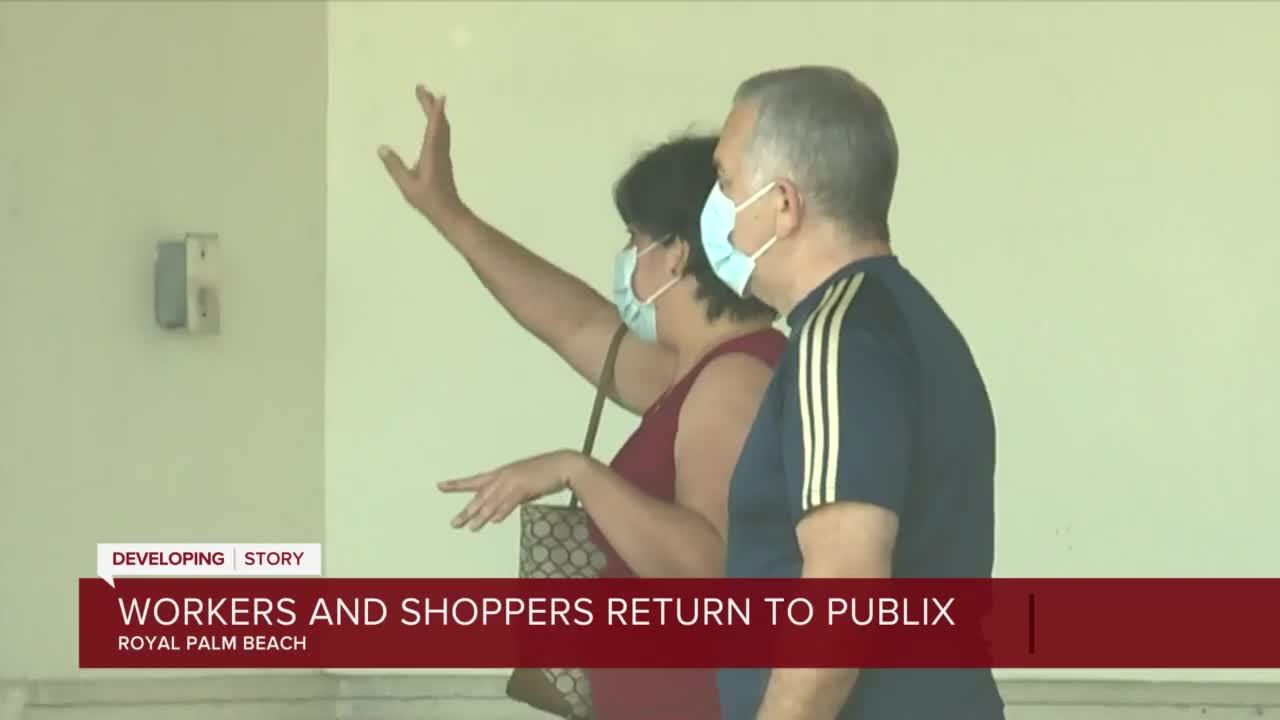 Memorial growing for victims of Publix shooting in Royal Palm Beach