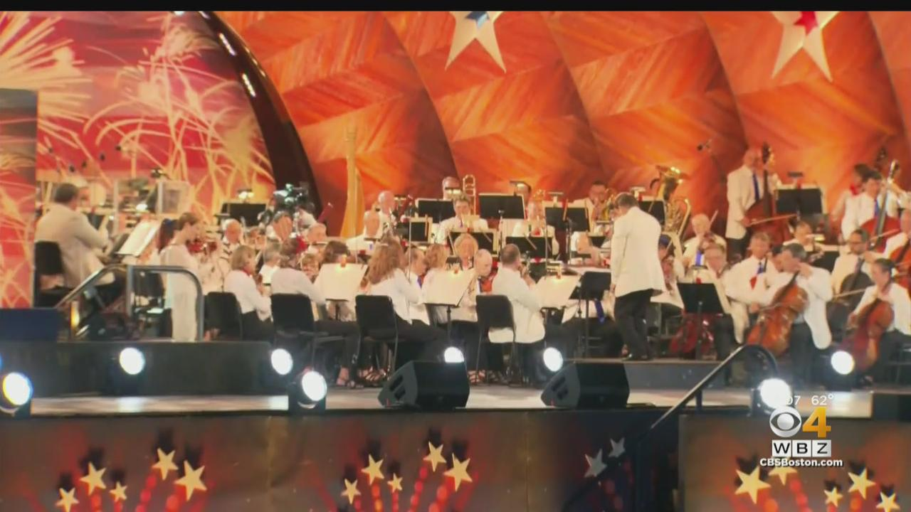 July 4th Fireworks Coming To Boston Common; Pops Will Perform From Tanglewood