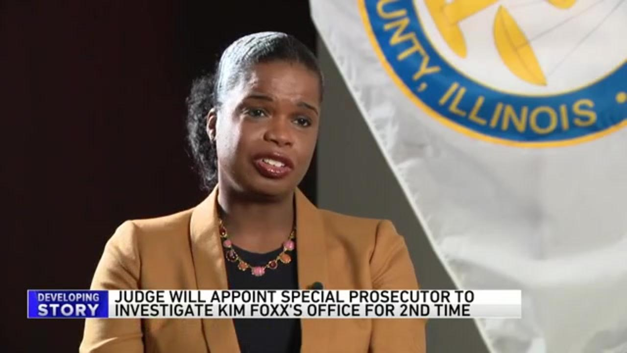 Judge orders second probe of Chicago state's attorney Kim Foxx