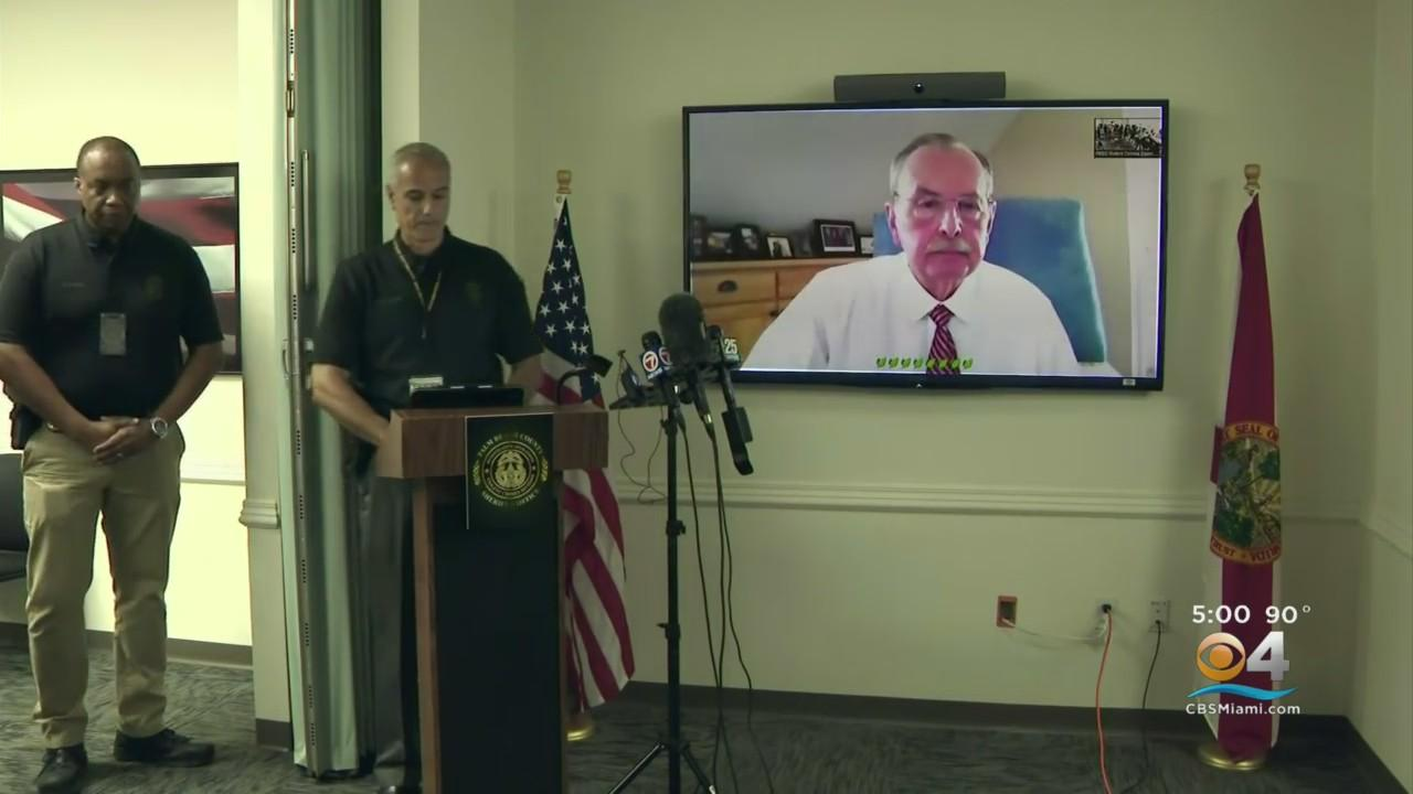 PBSO Updates Public On Fatal Publix Shooting