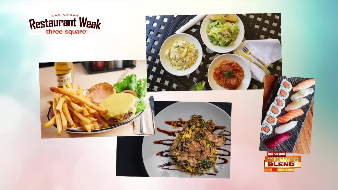RESTAURANT WEEK: Preview Of What To Expect