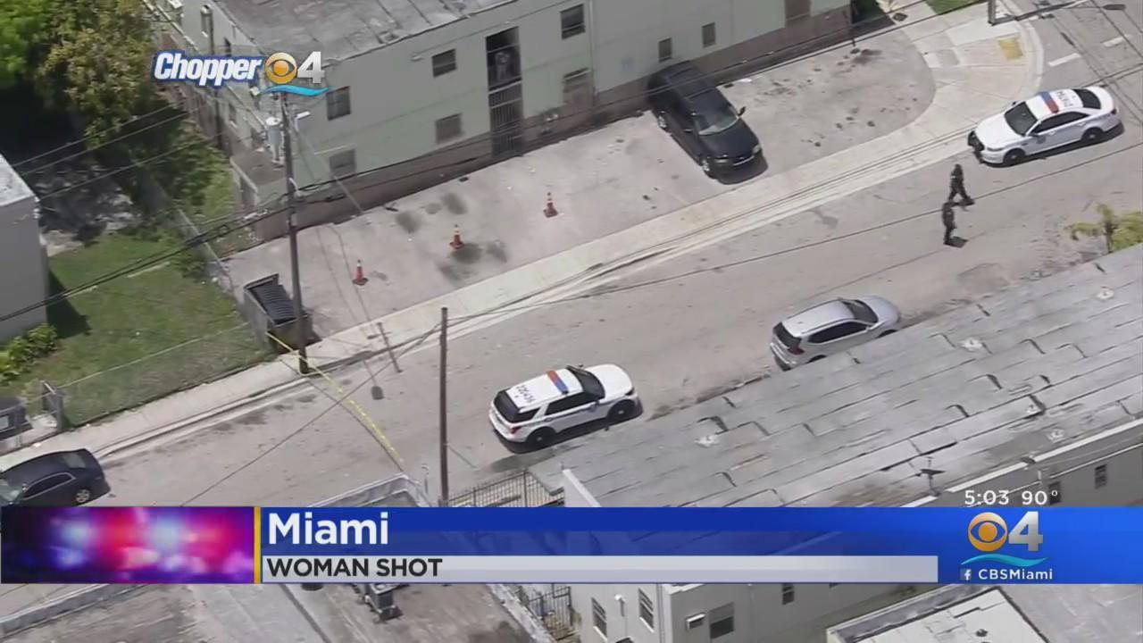Woman Injured In Downtown Miami Shooting