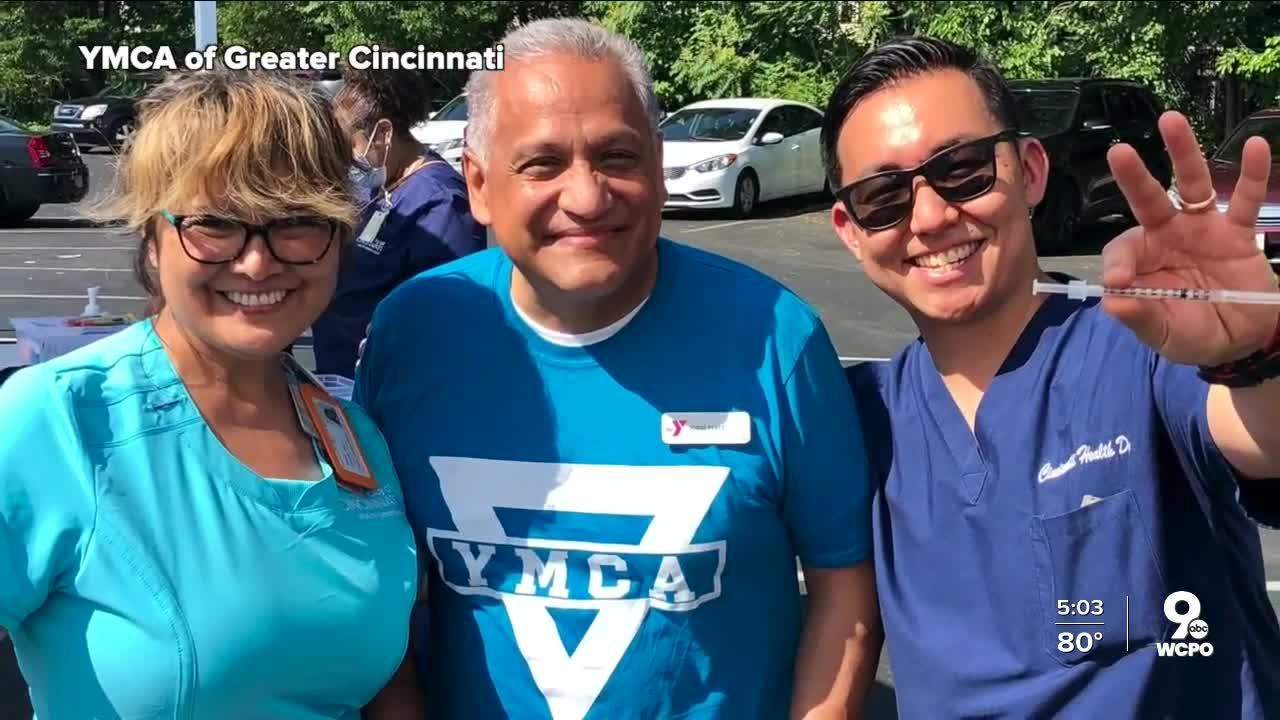 YMCA helping to get members vaccinated