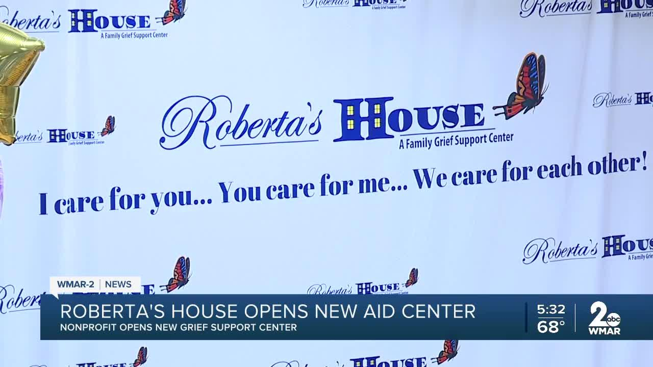 Roberta's House opens new aid center