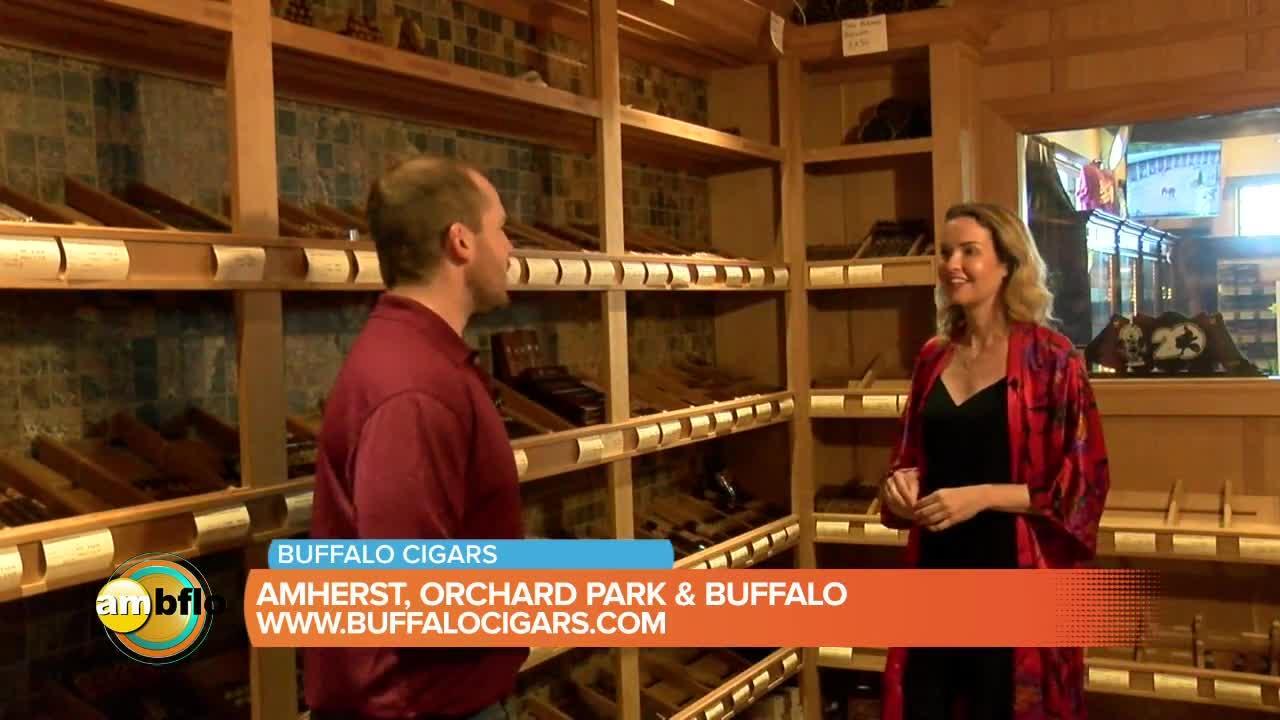 Mel visits Buffalo Cigars