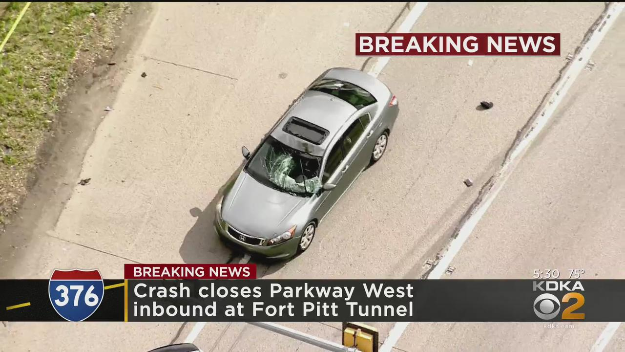 Man Hit, Killed Trying To Cross Parkway West