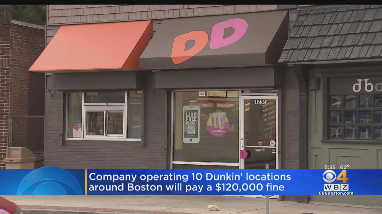 Dunkin' Franchise Owner Violated Child Labor Laws More Than A Thousand Times, AG Says