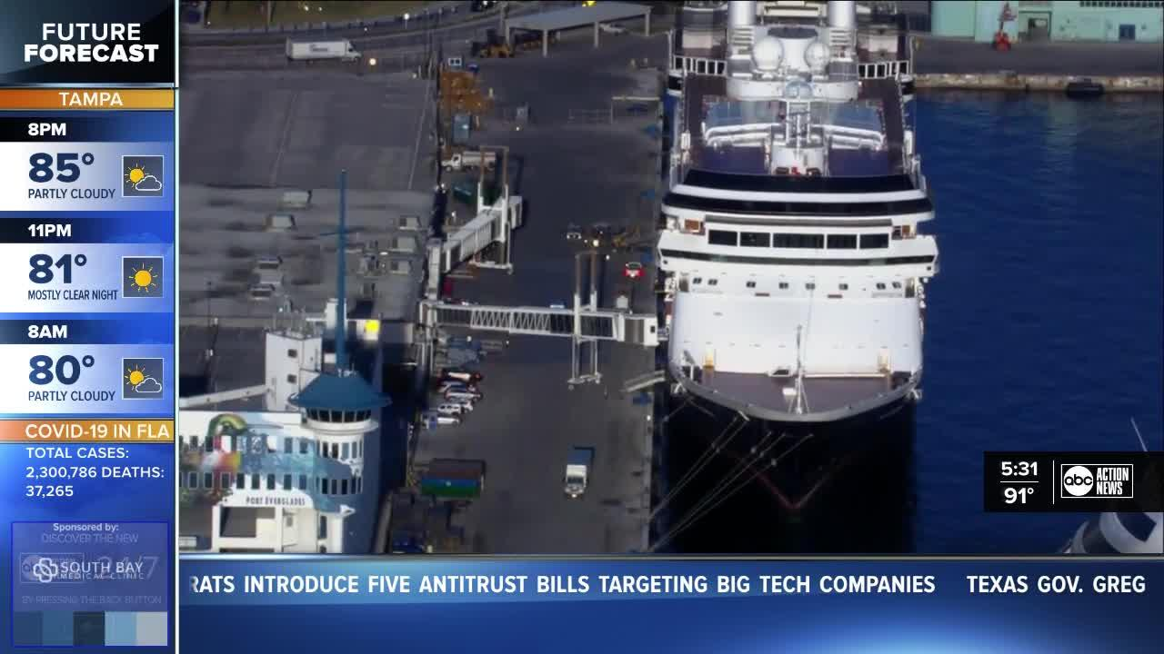 Cruise lines remain in limbo as Florida battles CDC in court