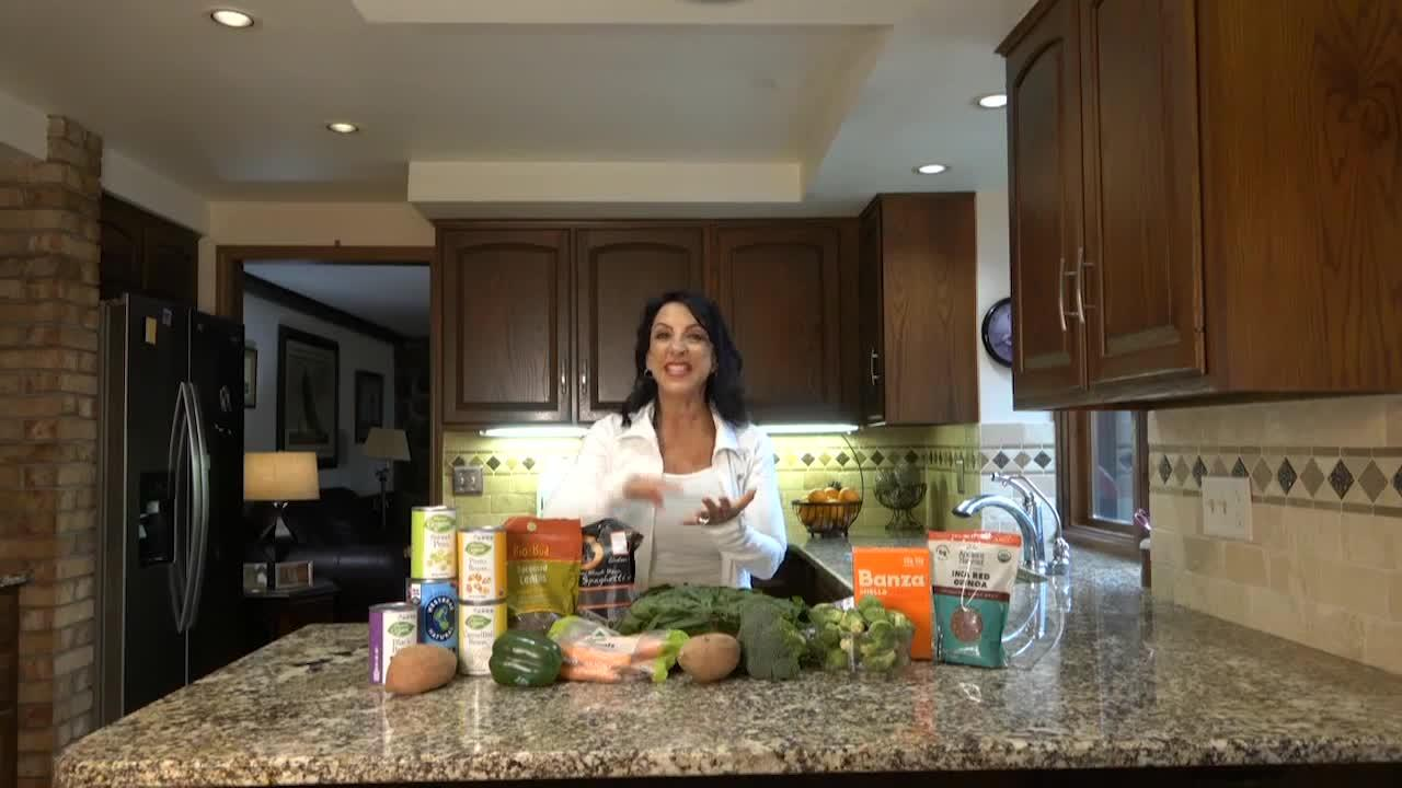 Fitness Friday – Plant-based diet