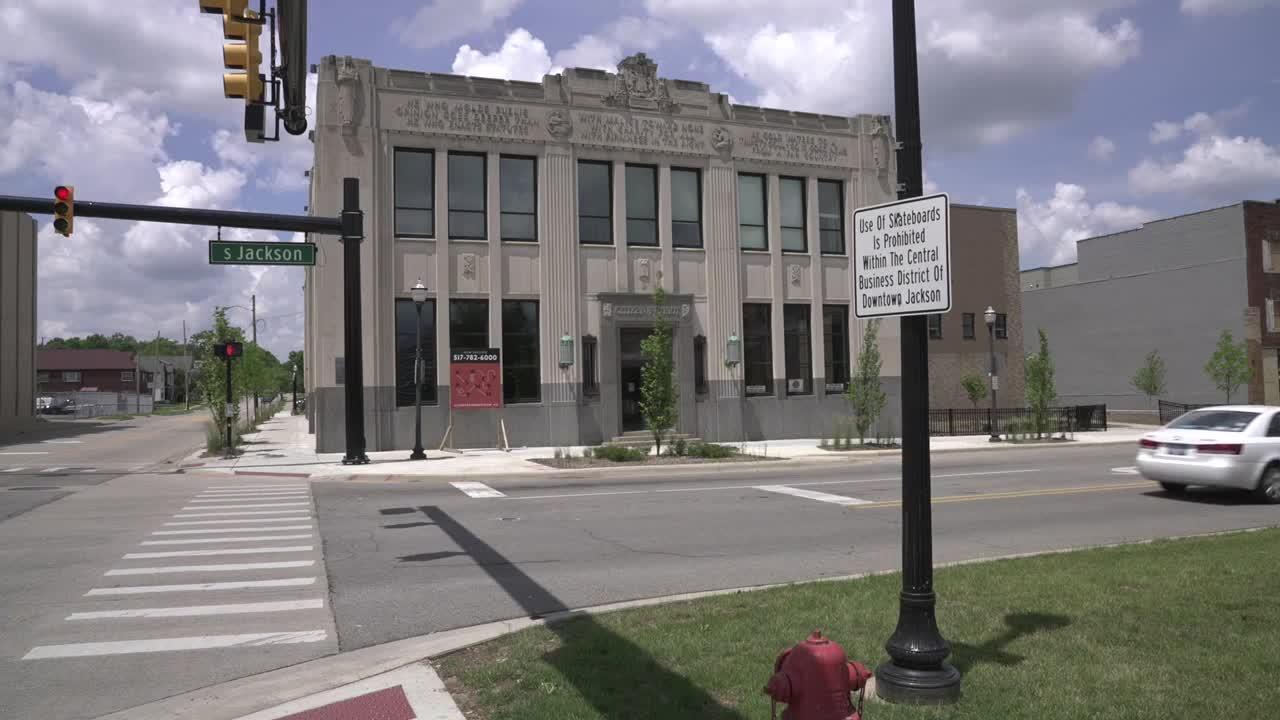Jackson's historic Albert Kahn building brought back to life through apartments