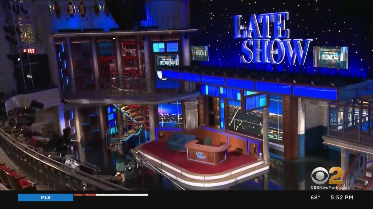 'The Late Show' Gears Up For Return Of Live Audience