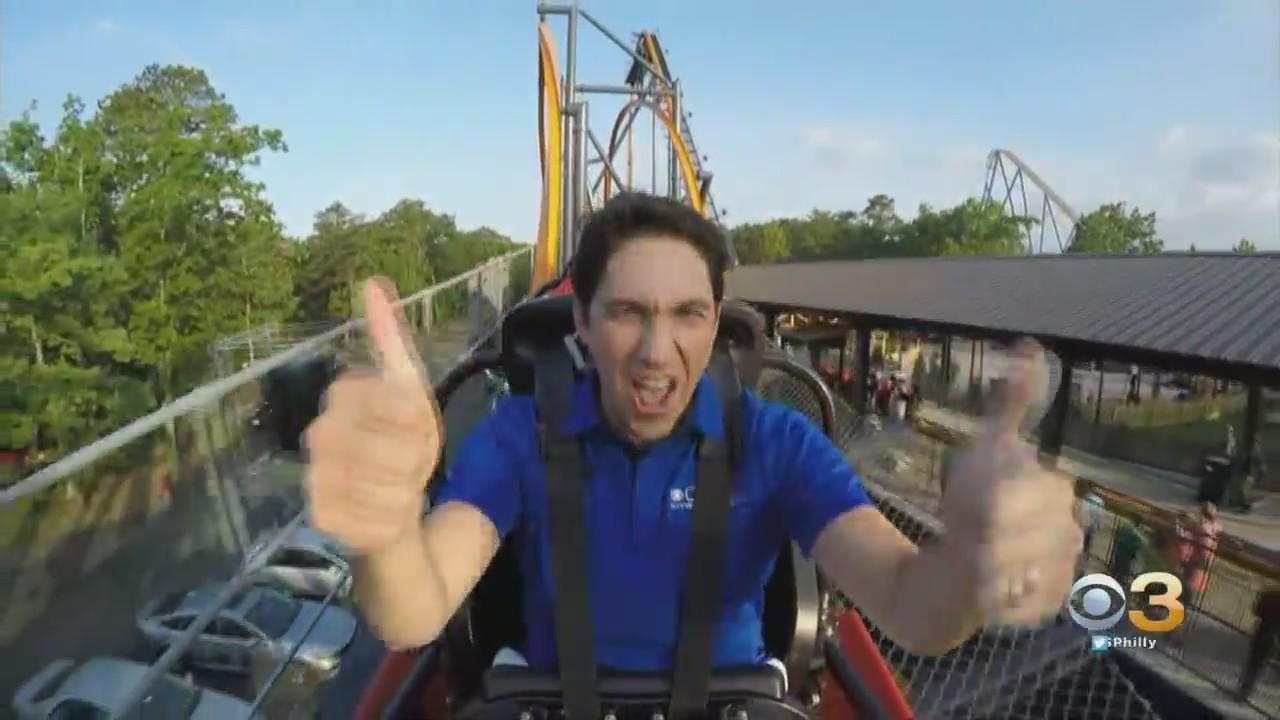 New Roller Coaster Getting Ready To Open At Six Flags Great Adventure