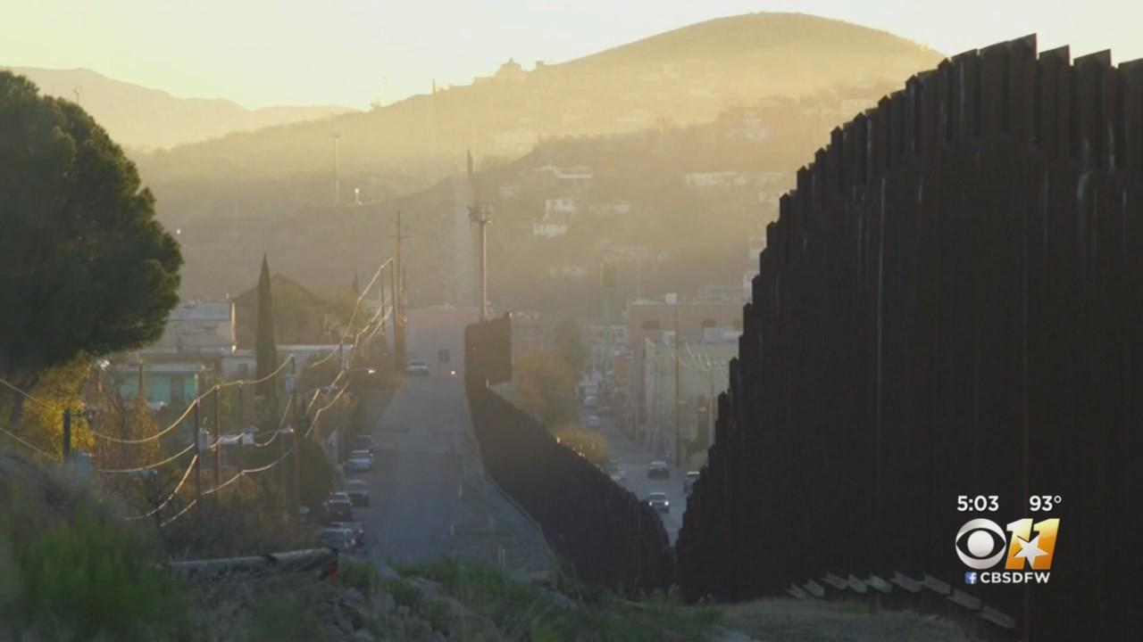 North Texas Law Professor Expects Biden Administration To Sue Texas To Block State's Border Wall