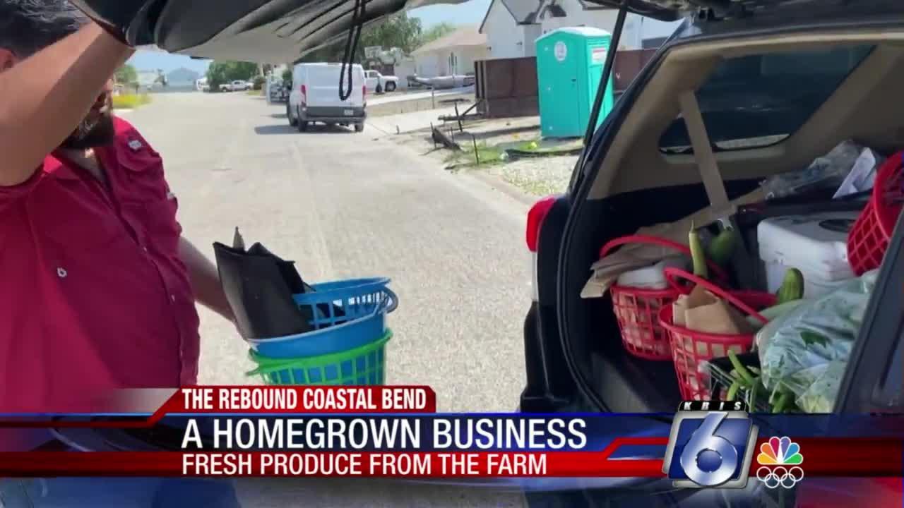 Dagon Produce provides fresh, local produce to the Coastal Bend
