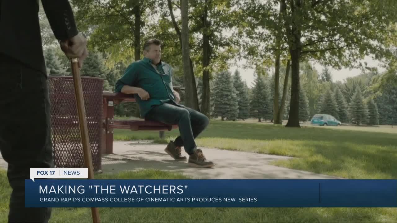 Making 'The Watchers'