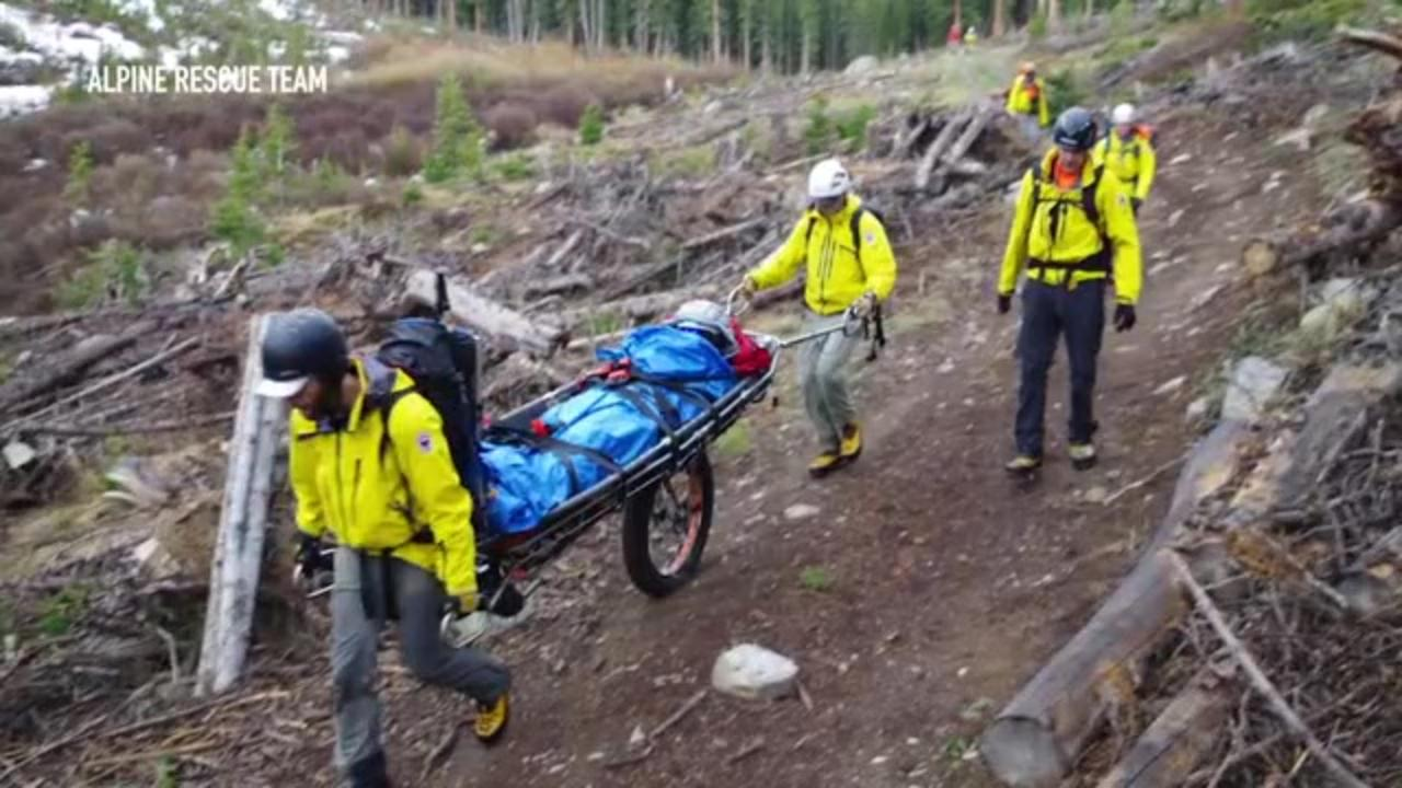 Colorado search-and-rescue teams preparing for possible record-setting year
