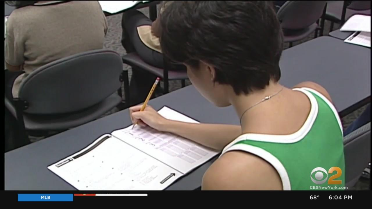 Long Island High School Students' ACT Tests Lost In Transit