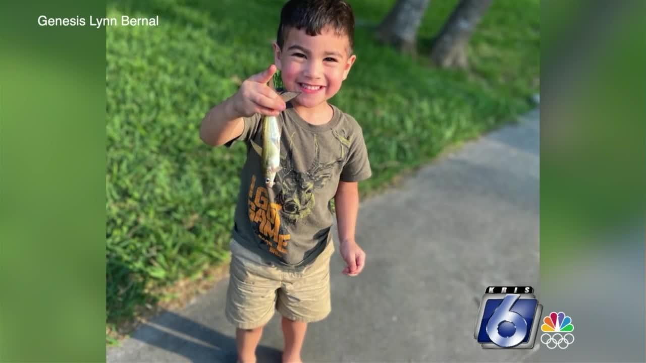 Aunt of dead 4-year-old boy calls for justice