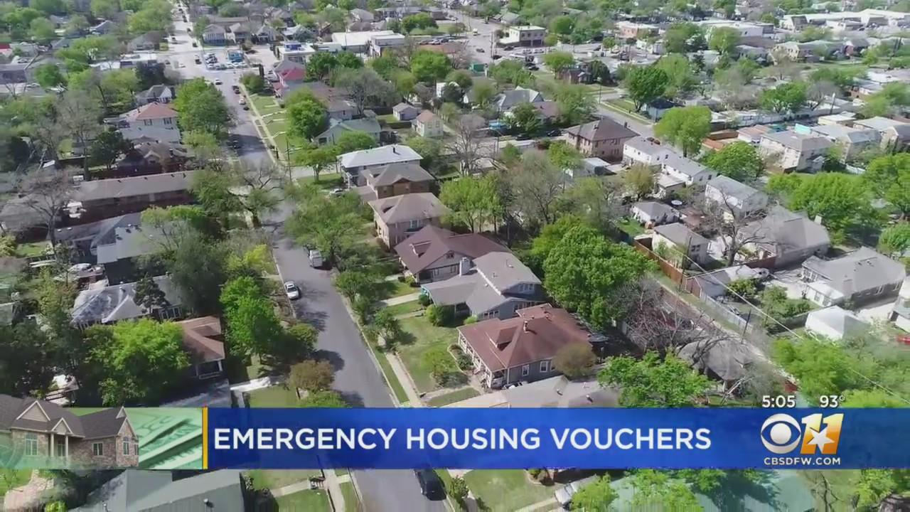 North Texas Receiving Hundreds of Emergency Housing Vouchers