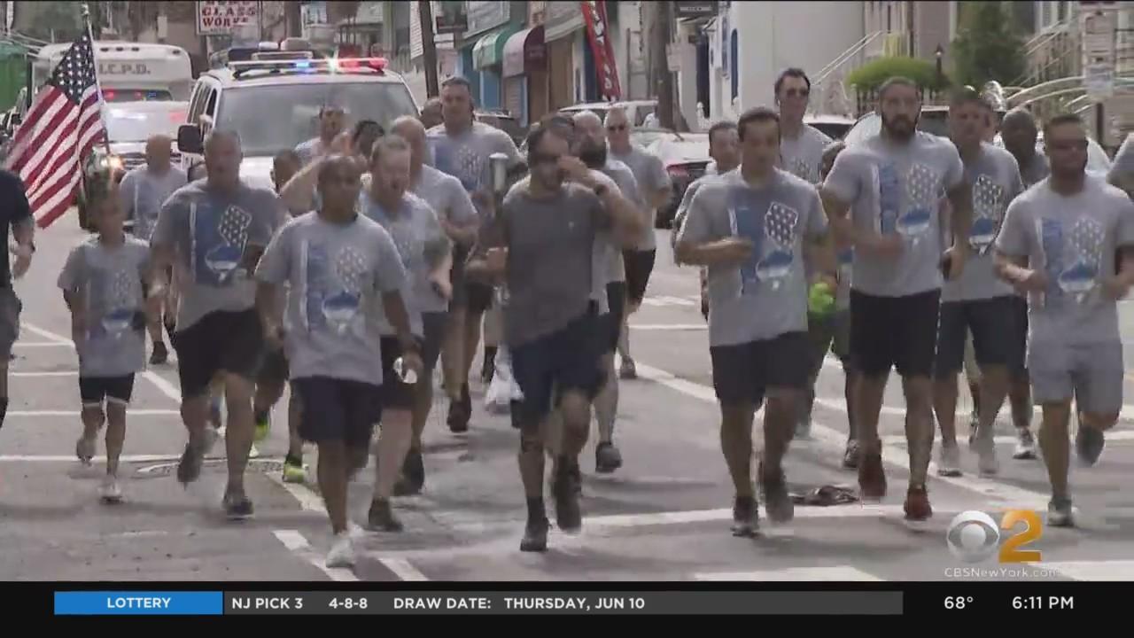Law Enforcement Torch Run Benefits Special Olympics NJ