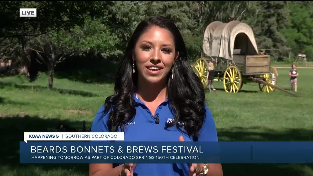 Beards, Bonnets and Brews Fest this Saturday