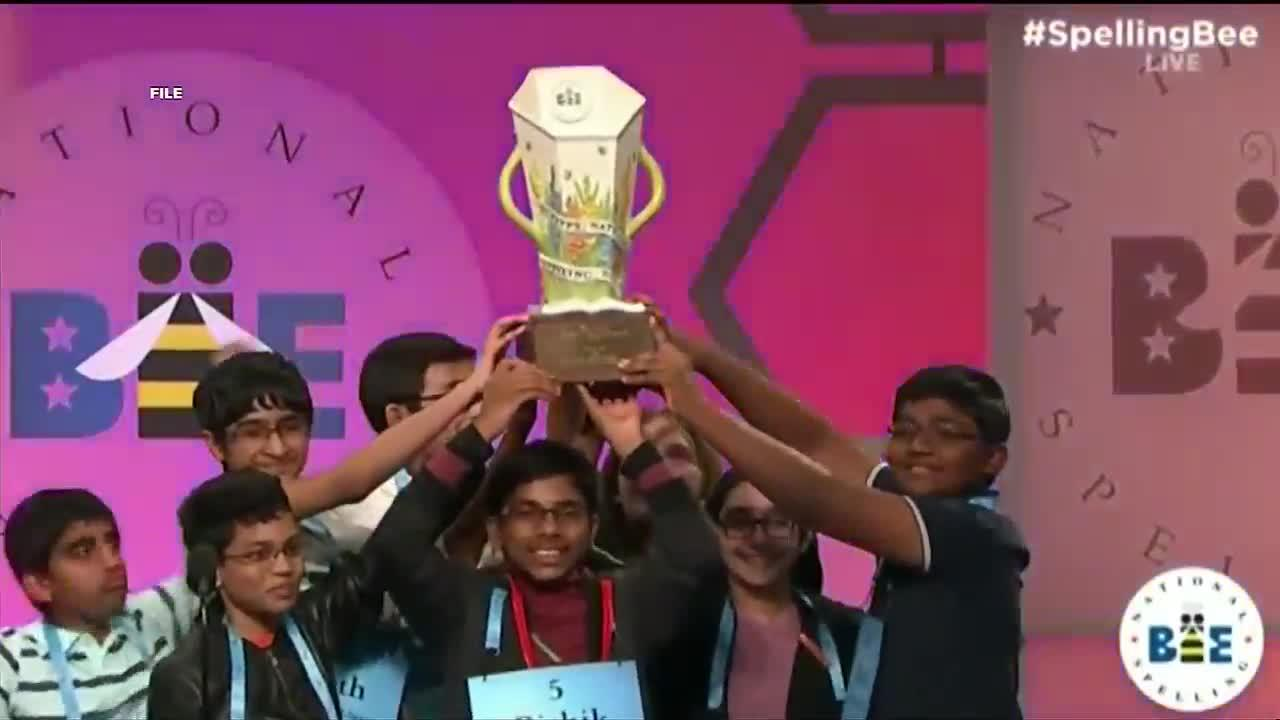 The Scripps National Spelling Bee is back
