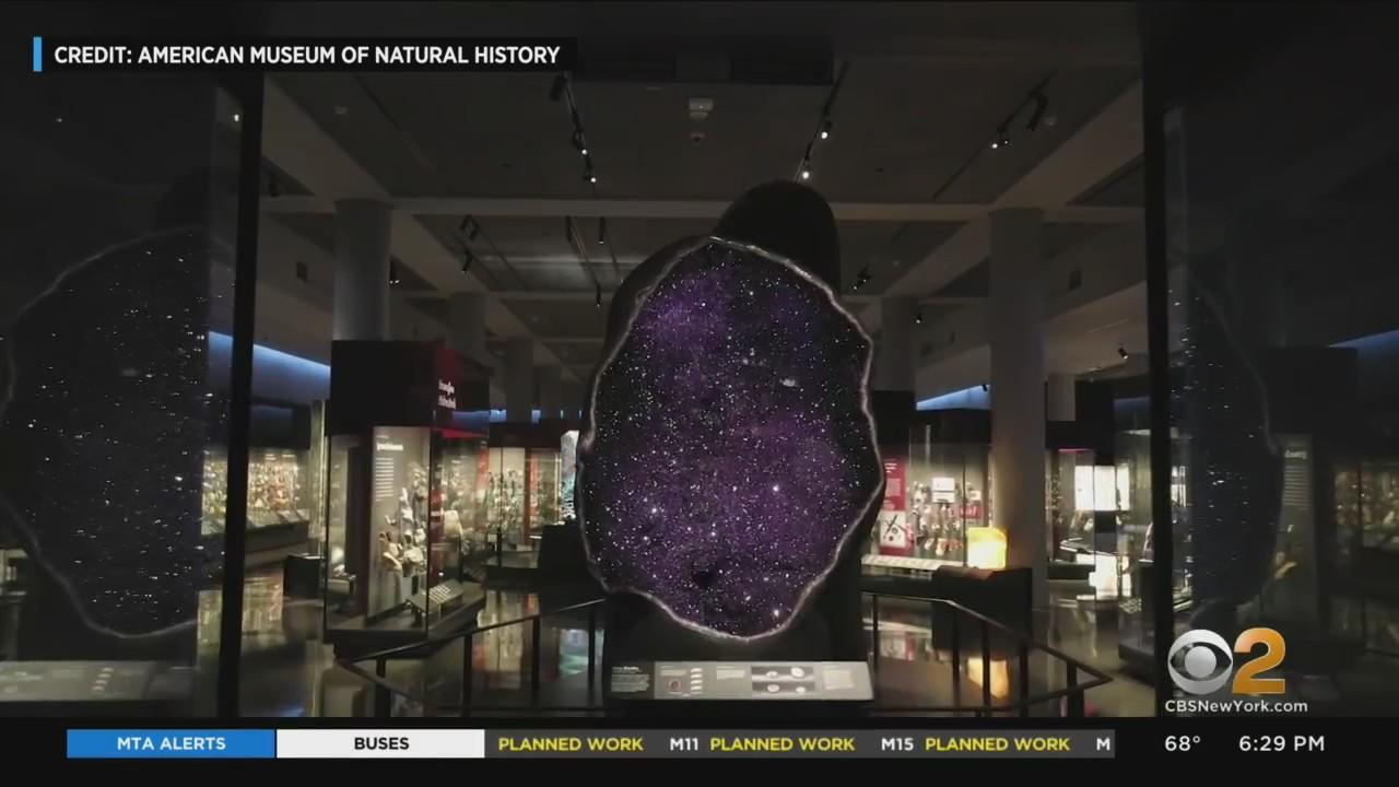 Gems And Minerals Exhibit Reopens Saturday At The American Museum Of Natural History