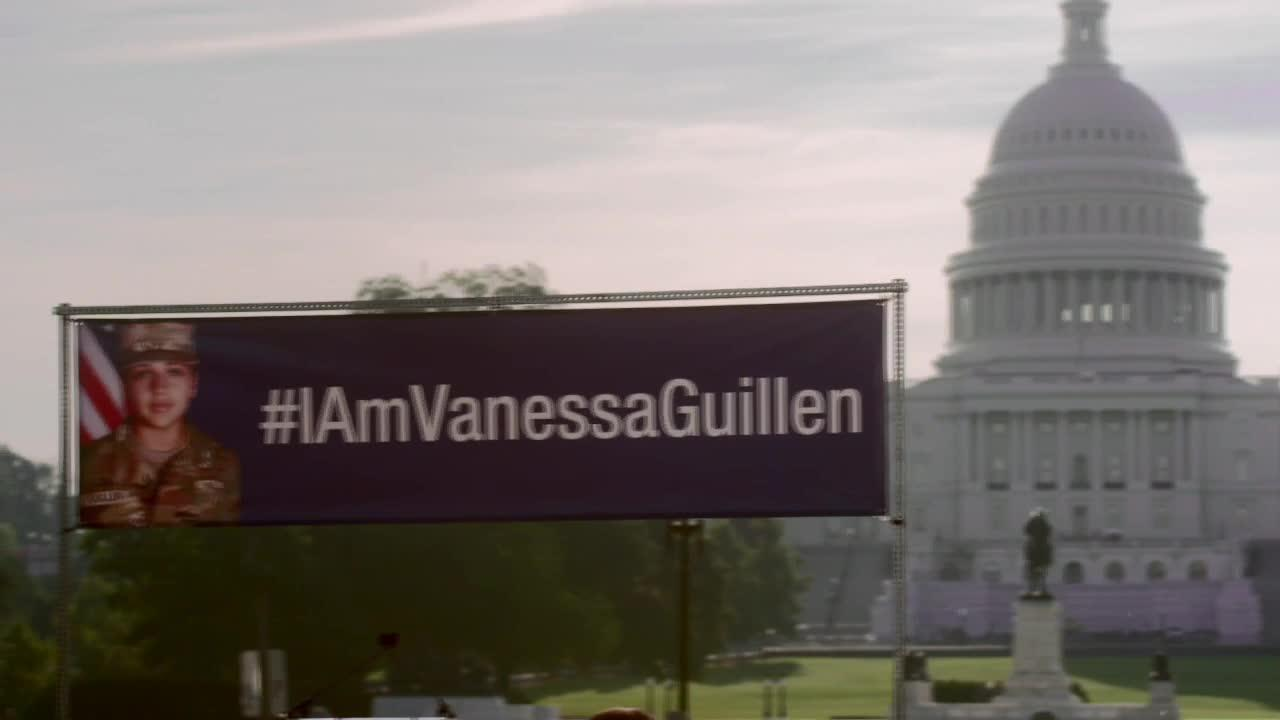 One year later, Spc. Vanessa Guillen's story of sexual harassment continuing to bring about change