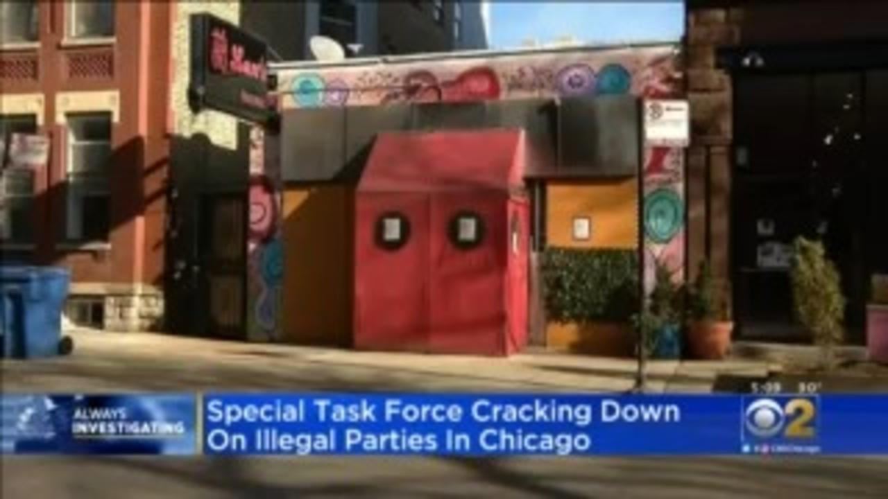 Illegal Party Task Force Pivots