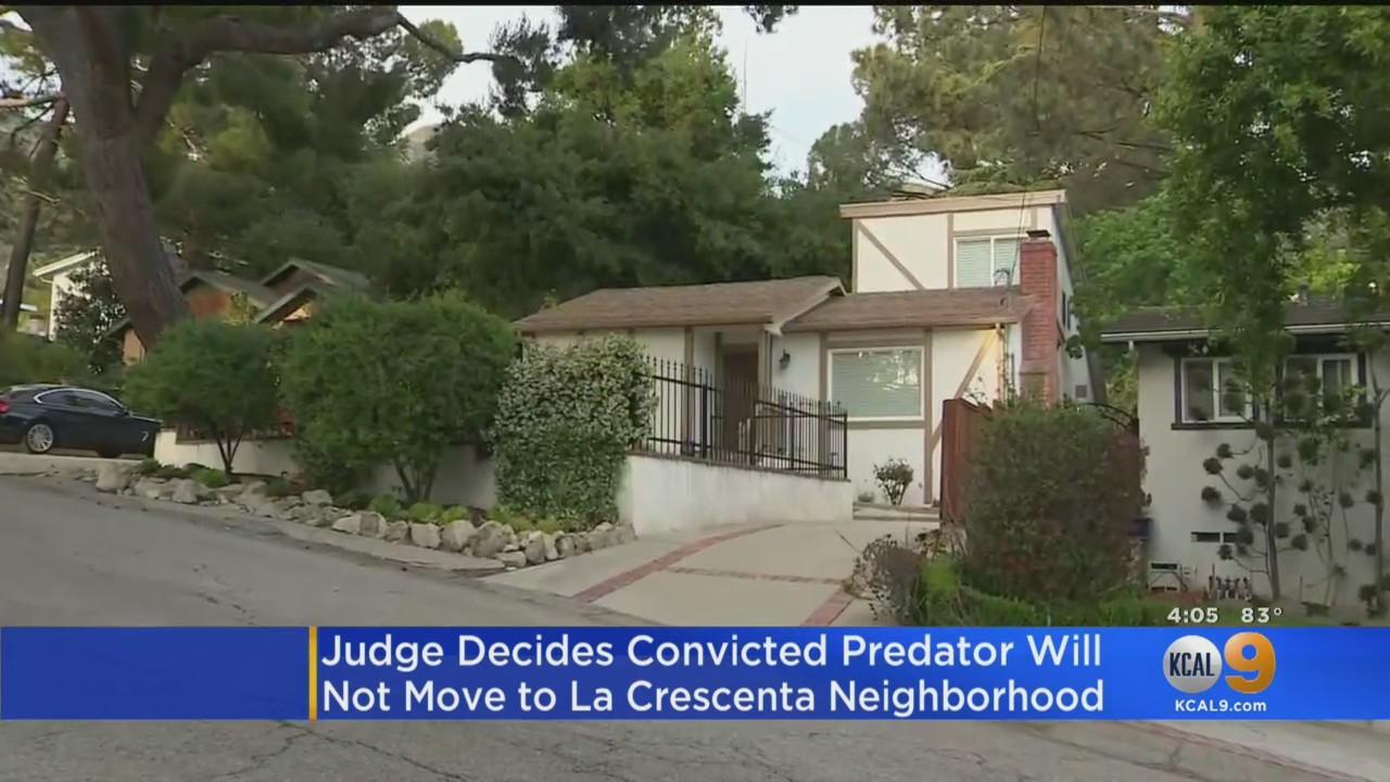 Judge Blocks Placement Of Sexually Violent Predator Calvin Lynn Grassmier In La Crescenta Home