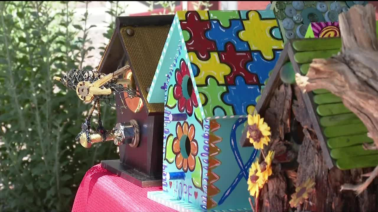 Autism center finds new way to involve community for annual fundraiserThe Soaring Eagles Center for Autism in Pueblo West is in