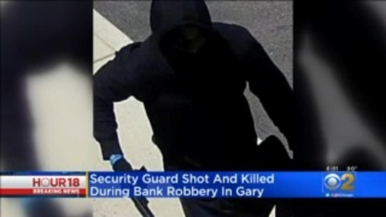 Gary, Indiana Bank Guard Shot Dead During Robbery