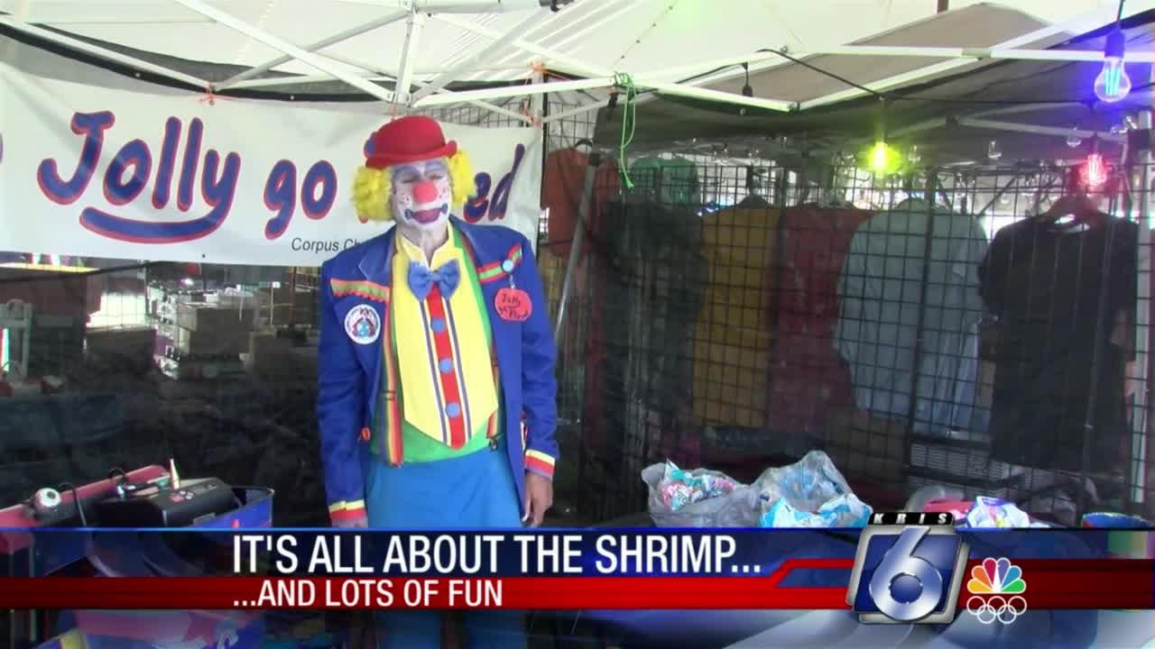 Shrimporee is back this weekend