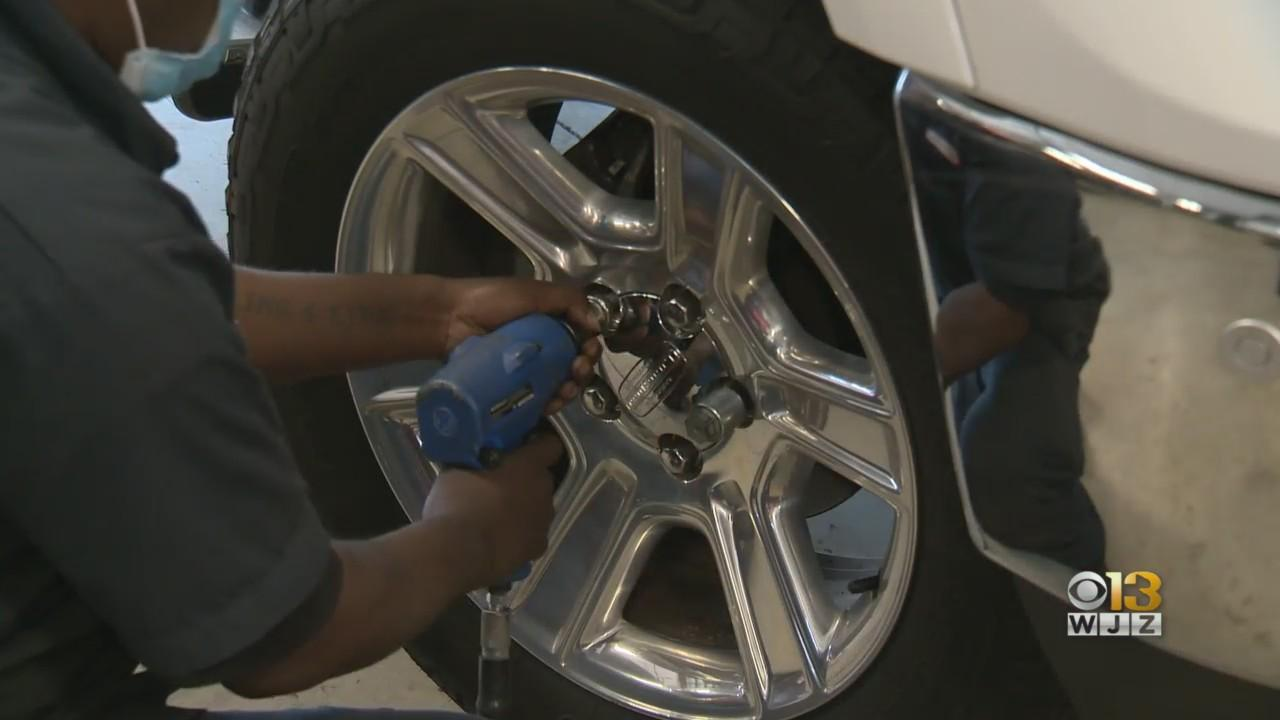 AAA Rescued More Than 6,800 Cars During Maryland Heat Wave