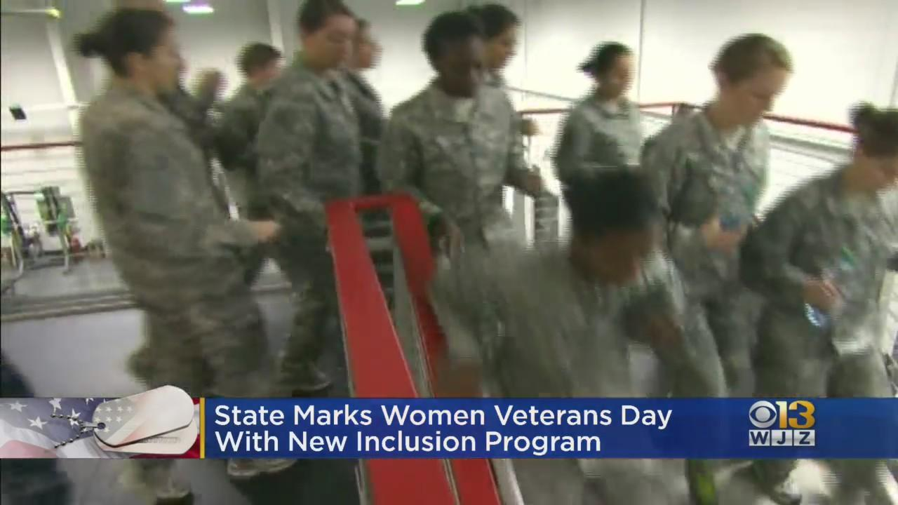 Maryland Marks Women Veterans Day With New Inclusion Program
