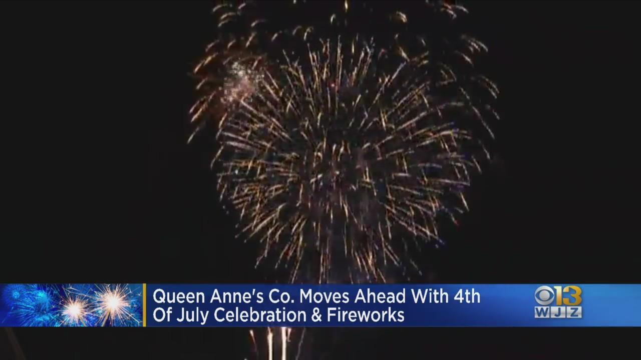 Queen Anne's County Moves Ahead with 4th Of July Celebration