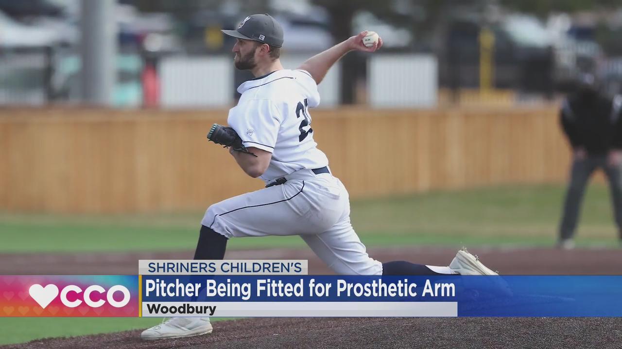 Ex-Pitcher's Stolen Prosthetic Arm Replaced Thanks To Community's Generosity