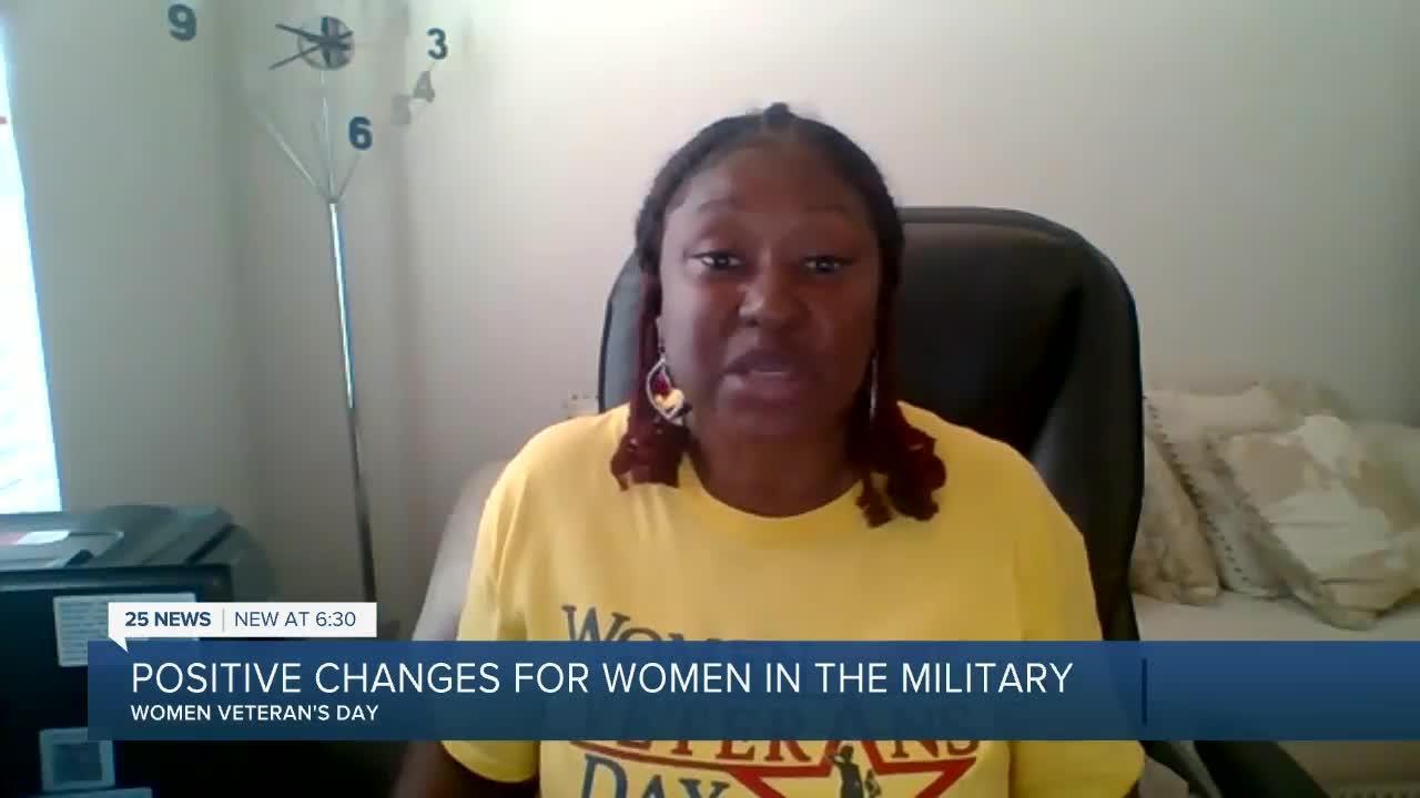 Women Veterans Day This Saturday